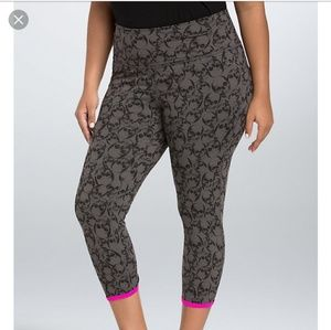 Torrid Skull Workout Pants